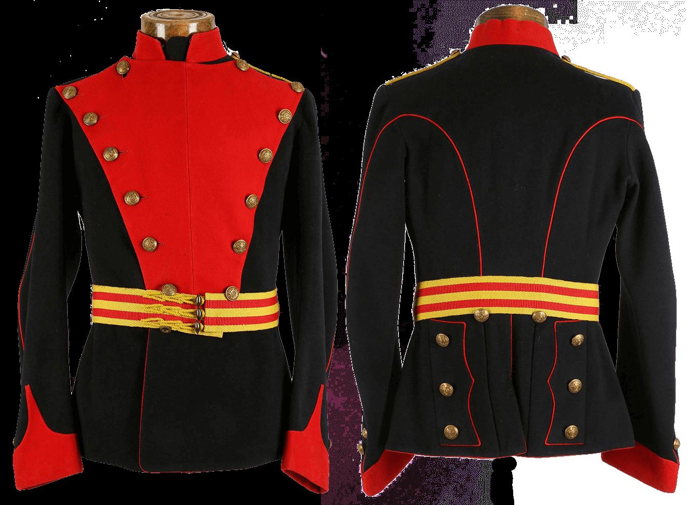 Мундир рядового 5 Королевского Ирландского уланского полка