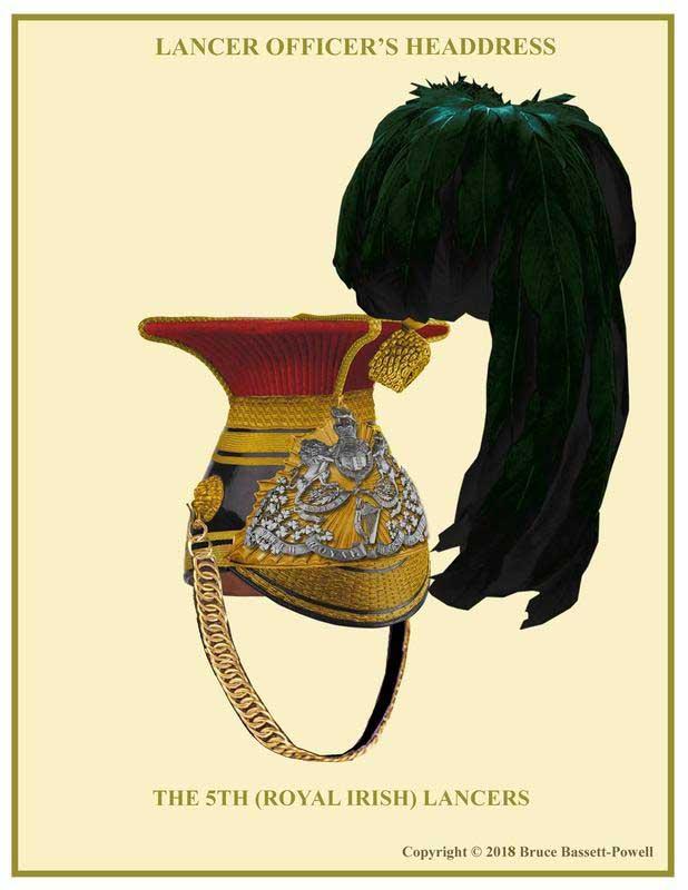 Униформа: 5 Королевский Ирландский Уланский полк