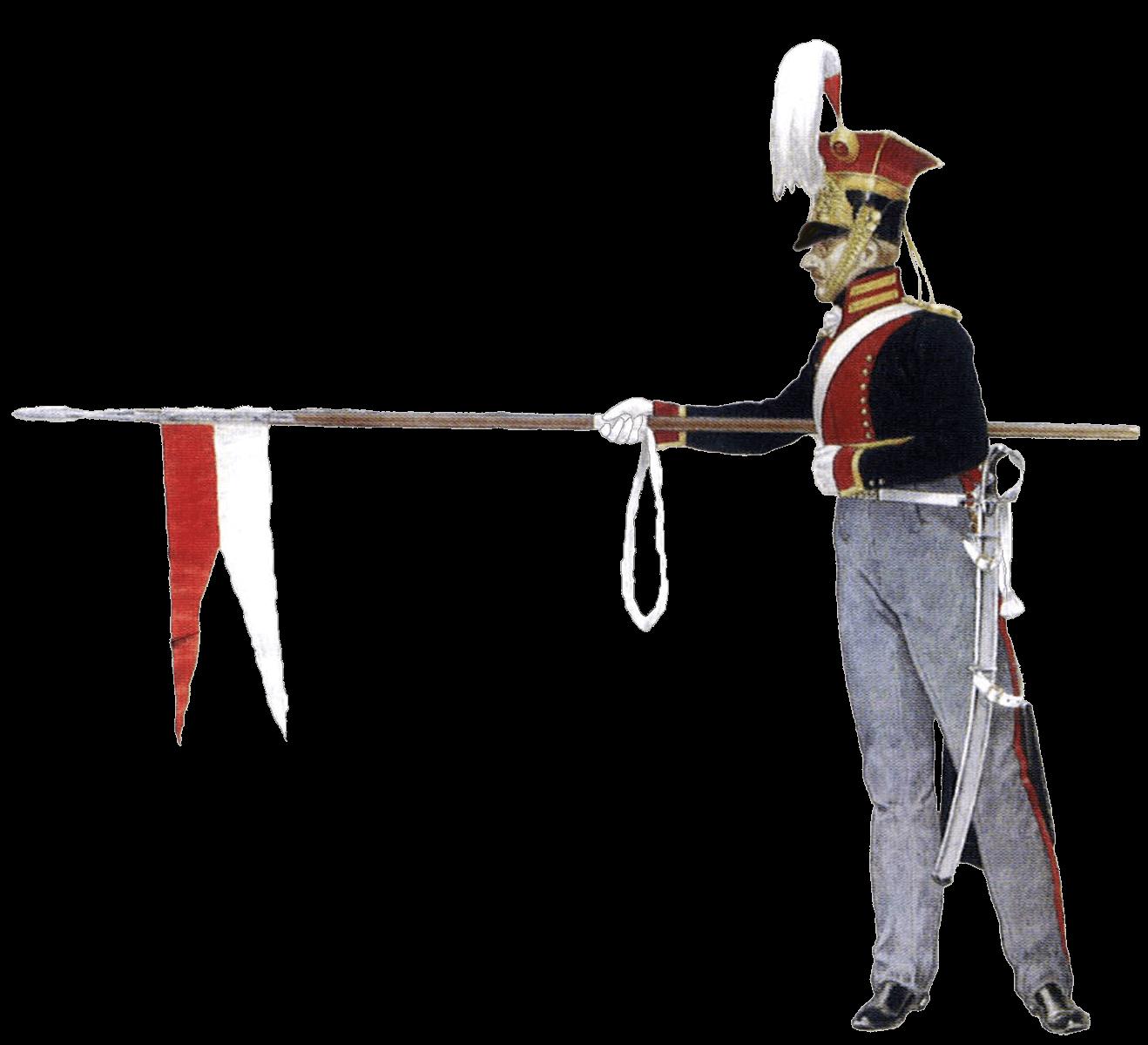 Рядовой 9 уланского полка, Балаклава, 1854 год.
