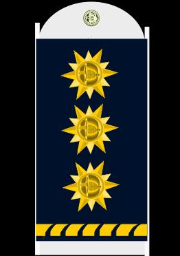 униформа вооруженных сил Колумбии