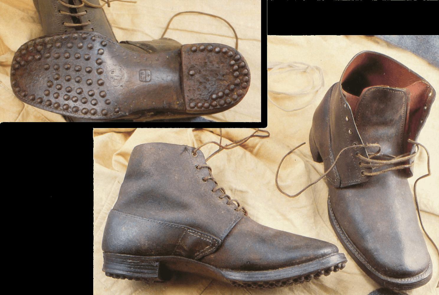 обувь французского пехотинца 1912 года