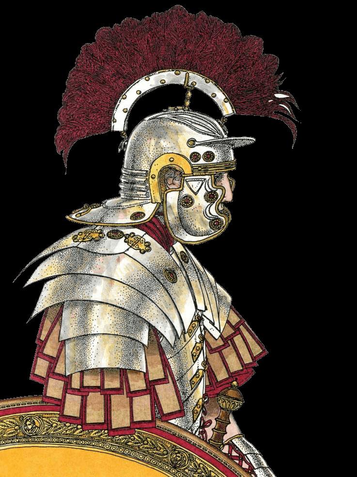 униформа римского легионера