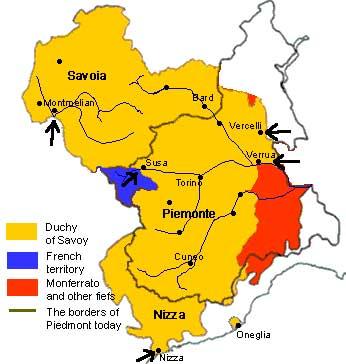 Савойское герцогство