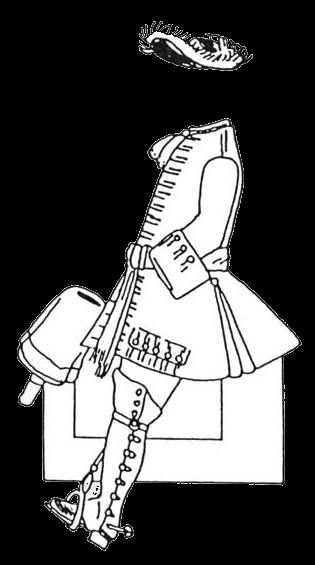 униформа драгун Саксонского герцогства