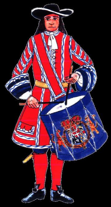 униформа армии Савойского герцогства