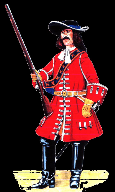 униформа кавалерии герцога Савойского