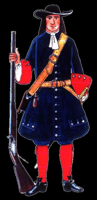 униформа гвардейской пехоты Савойского герцогства