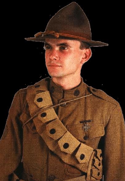 униформа кавалериста армии США