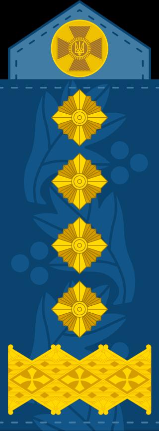 знаки различия ВВС Украины
