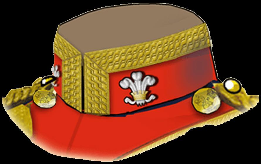Полковая эмблема 12 уланского полка