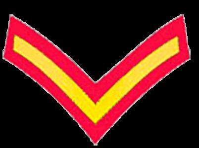 Нашивки унтер-офицеров и сержантов Сил Обороны Антигуа и Барбуда