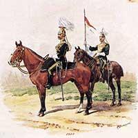21 уланский полк (The 21st (Empress of India's) Lancers)