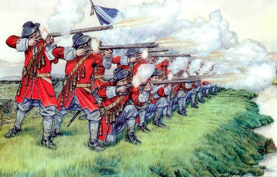 Королевские мушкетёры 1588-1688 годов