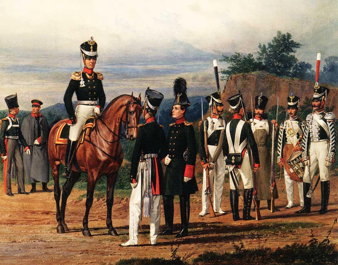 5 пехотный Калужский полк