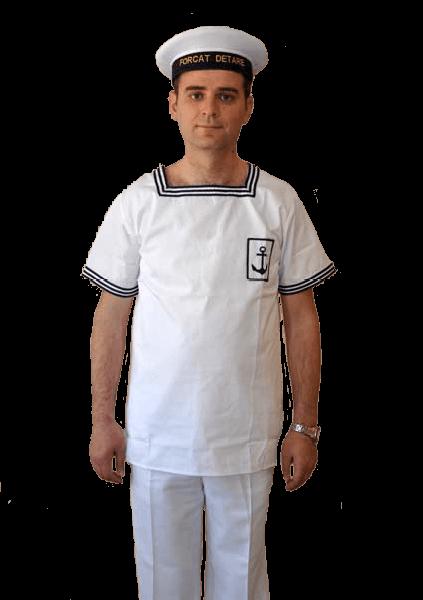 Повседневная униформа матросов военно-морских сил Албании
