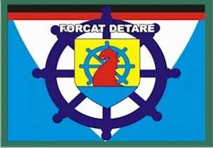 Флаг ВМС Албании