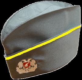 Пилотка генералов и старших офицеров сухопутных войск Албании