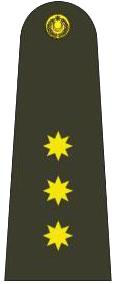 старший лейтенант (Baş leytenant)