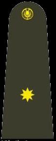 младший лейтенант (Kiçık leytenant)