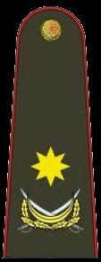 генерал-майор (General-mayor)