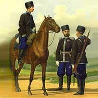 Башкирский конный полк