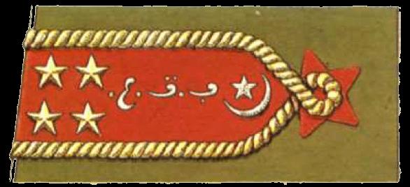Униформа Бухарской Красной армии