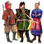 Войска Центральной Рады часть 1