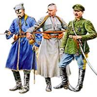 Войска Центральной Рады часть 2