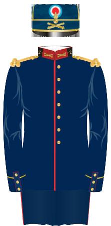 униформа армии республика Коста-Рика