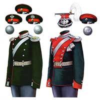 Офицеры Елисаветградского кавалерийского училища