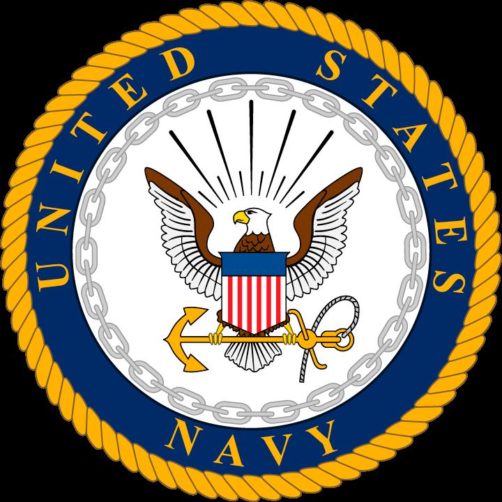 Большая эмблема ВМС США