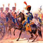 Конная артиллерия Императорской гвардии Наполеона