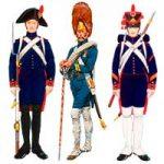 Пешая артиллерия армии Наполеона