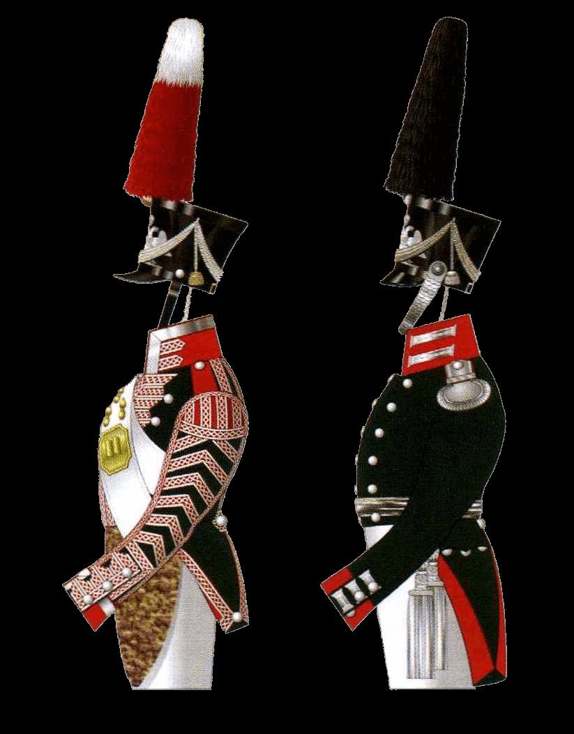 Униформа Лейб-гвардии Гарнизонного батальона