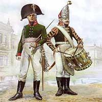Лейб-гвардии Гарнизонный батальон, 1801-1817 годы