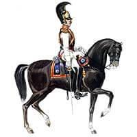 Кавалергарды и Конная гвардия в 1812-1814 годах