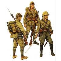 Тропическая униформа японской императорской армии
