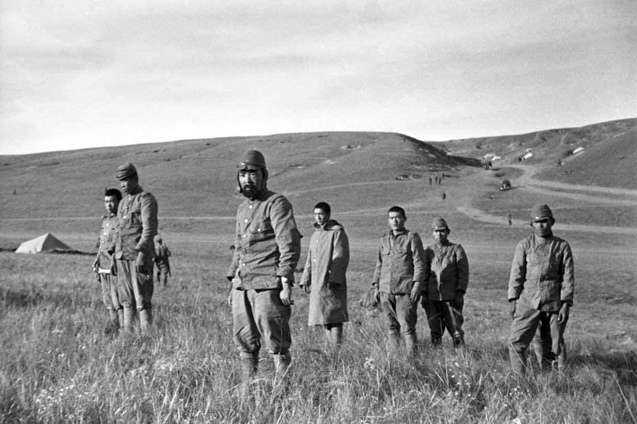 униформа японской пехоты 1938 — 1942 годов