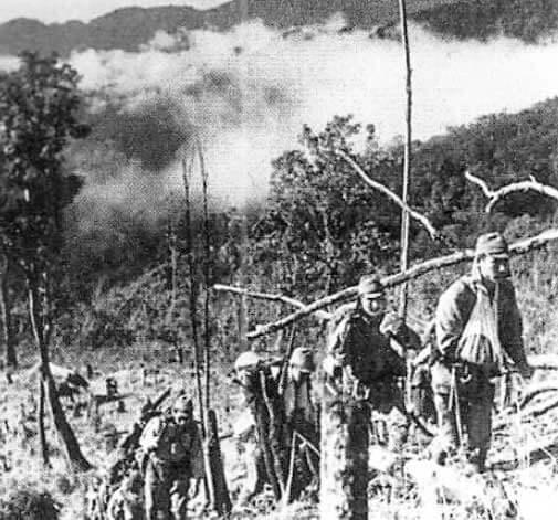 униформа японской армии 1942 года