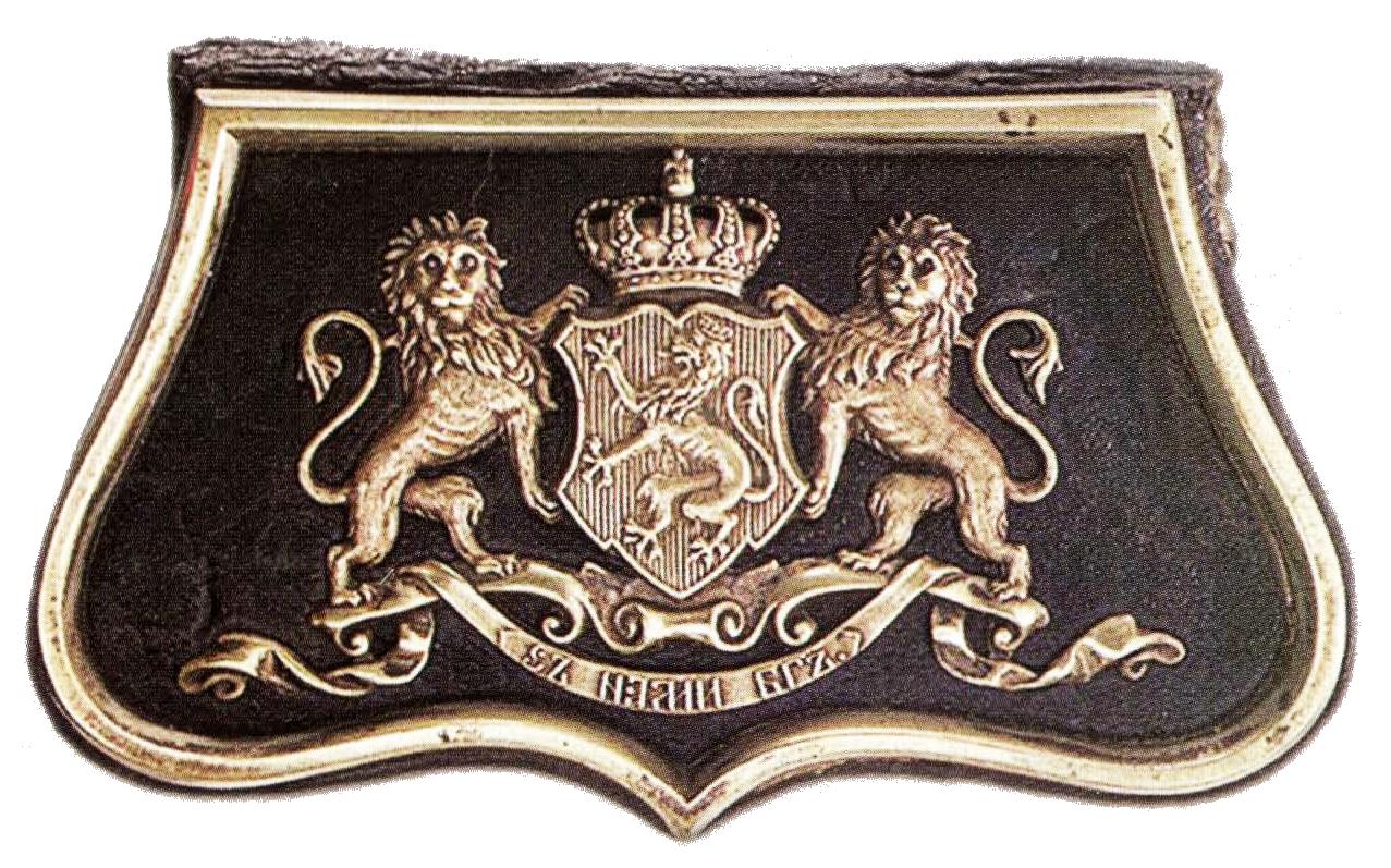 Офицерская лядунка образца 1881 года.