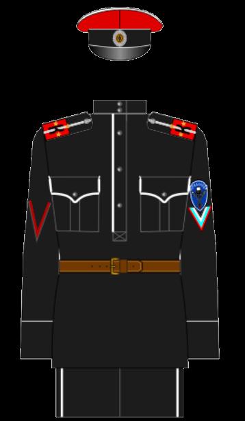 униформа корниловцев