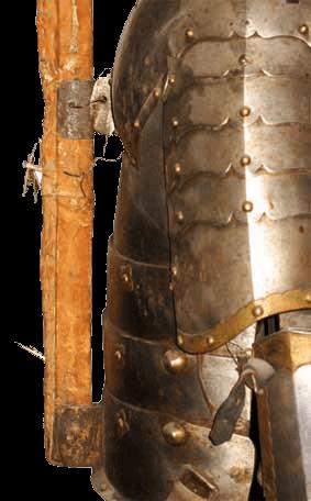 Униформа крылатых гусар Речи Посполитой XVI-XVIII веков