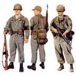Униформа пехотинца США времен войны во Вьетнаме 1965-1973 гг.