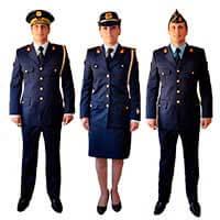 Униформа Военно-воздушных сил Албании