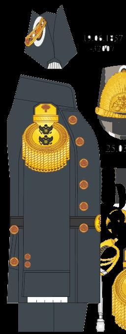 униформа Морского Кадетского Корпуса