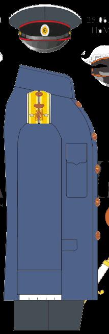 Китель повседневной формы мичмана Морского Его Императорского высочества наследника Цесаревича корпуса - Морского Его Императорского высочества наследника Цесаревича училища. 1913-1917 годы.