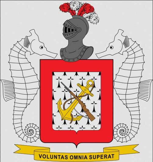 морская пехота Колумбии