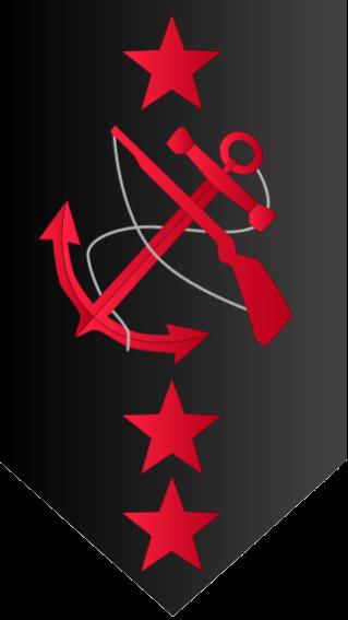 знаки различия морской пехоты Колумбии