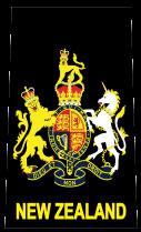 знаки различия Королевского флота Новой Зеландии