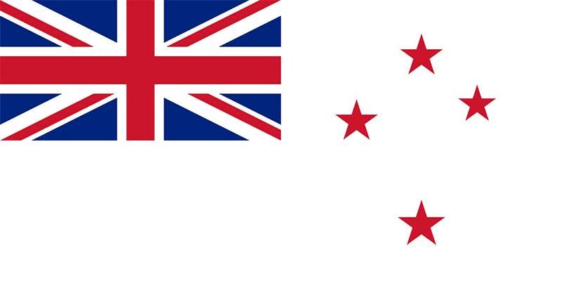 Флаг ВМС Новой Зеландии